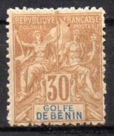 Col17  Colonie Benin N° 28 Neuf X MH  Cote 35,00€ - Unused Stamps