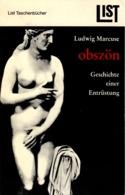 ZXB Ludwig Marcuse, Obszön. Geschichte Einer Entrüstung, 1965 - Ohne Zuordnung