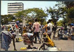 ABIDJAN - Le Marché - Ivory Coast