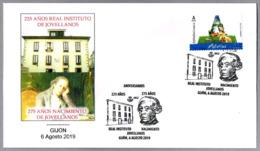 225 Años REAL INSTITUTO DE JOVELLANOS. Gijon, Asturias, 2019 - Otros