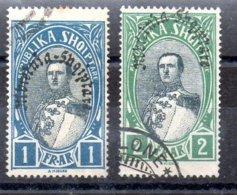 Albania Sellos Nº Yvert 214/15 O  Valor Catálogo 3.0€ - Albania
