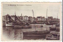 CPA - BLANKENBERGE - Port De Pêche - Vissershaven - Blankenberge
