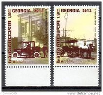 Georgia - Europa 2013 -  Set 2 Val - 2013