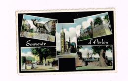 Souvenir D'Arlon.Expédié De Florenville à Lisieux (France) - Aarlen