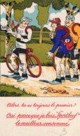 7291 Cpa  Cyclisme - Cyclisme