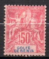 Col17  Colonie Benin N° 30 Neuf X MH  Cote 10,00€ - Unused Stamps