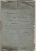 PUSSEMANGE- Sugny- Documents Historiques De 1837 Et 1838 Evrard - Pierrard. Marchant Brasseur-  Bière- Brasserie. - Documents Historiques