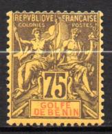 Col17  Colonie Benin N° 31 Neuf X MH  Cote 16,00€ - Unused Stamps