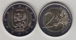 @Y@    Letland  2  Euro  2016  Unc - Letland