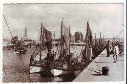CPA - OSTENDE - Barques De Pêche - Oostende