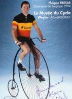 7296 CP  Cyclisme Le Musée Du Cycle - Weyler, Belgique - Cyclisme