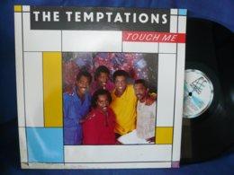 The Temptations - 33t Vinyle - Touch Me - Disco & Pop