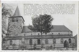 BONNEVILLE ..--  L' Eglise . - Andenne