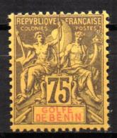 Col17  Colonie Benin N° 31 Neuf XX MNH Superbe  Cote 26,00€ - Unused Stamps