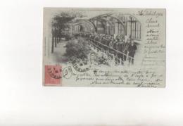 Sortie De Classe...Ecole Nationale Professionnelle D'Armentières En 1904...Voir Scan. - Armentieres