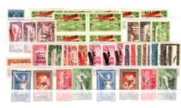 Syrie Française Petite Collection Neufs **/* 1924/1938. Bonnes Valeurs. B/TB. A Saisir! - Syrien (1919-1945)