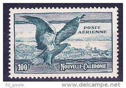 "Nle-Caledonie Aerien YT 53 (PA) "" Oiseau "" 1944 Neuf* - Luftpost"