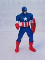 Figurine Captain America - MARVEL Avengers Comics - Flacon De Savon De Douche - Marvel Heroes