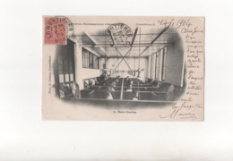 Bains-Douches..Ecole Nationale Professionnelle D'Armentières En 1904...Voir Scan. - Armentieres