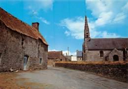 LANVAUDAN    L'église    13 (scan Recto Verso)MH2944 - Non Classificati