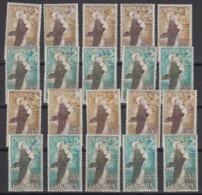 Europa Cept 1963 Spain 2v (10x) ** Mnh (44941) - Europa-CEPT