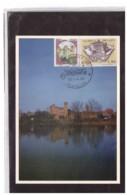 TEM2728   -   VIGNOLA  15.1.1990   /    VIGNOLA, IL CASTELLO E IL FIUME PANARO - Castles