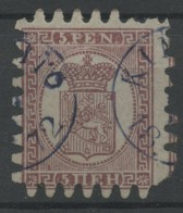 Finlande (1866) N 5 (o) - 1856-1917 Administration Russe