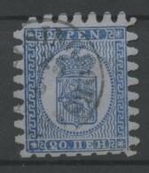 Finlande (1866) N 8 (o) - 1856-1917 Russian Government