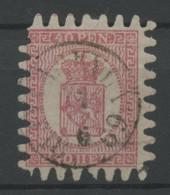 Finlande (1866) N 9 (o) - 1856-1917 Russian Government