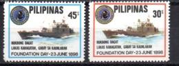 Serie Nº 1144/5 Filipinas - Filipinas