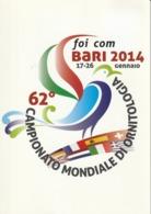 Eventi - Bari 2014 - 62° Campionato Mondiale Di Ornitologia - - Manifestazioni