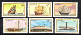Serie Nº 1406/11  Filipinas - Filipinas