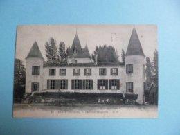 BLAYE  -  33  -  Château Saugeron  -  Gironde - Blaye