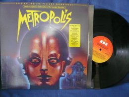 Moroder Giorgio Freddie Mercury (Queen) - Metropolis - Soundtracks, Film Music