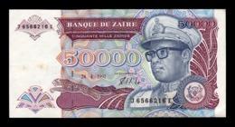 Zaire 50000 Zaires 1991 Pick 40 MBC/EBC VF/XF - Zaire
