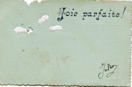 JOIE PARFAITE !  Pour Les SOURIS   - - Humor