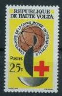 Haute Volta Nobel  Red Cross Croix Rouge MNH - Nobel Prize Laureates