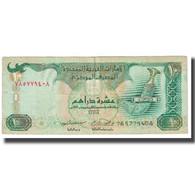 Billet, United Arab Emirates, 10 Dirhams, 2003, KM:13b, TTB - United Arab Emirates