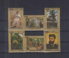 C937. Caribbean - MNH - Art - Paintings - Altri