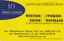 PHONE CARD UCRAINA  (E53.39.3 - Ukraine