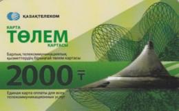 PREPAID PHONE CARD KAZAKISTAN  (E53.36.5 - Kazachstan