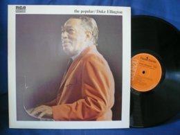 Duke Ellington - 33t Vinyle - The Popular - Soundtracks, Film Music