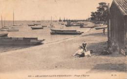 ARCACHON - SAINT FERDINAND - Plage D'Eyrac - Arcachon