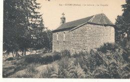 69 // COURS   Le Calvaire   La Chapelle  639  ** - Cours-la-Ville