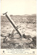 Guerre 1914-15... Nos Trophées - Lance-bombes à Air Comprimé Allemand - (ELD) - Weltkrieg 1914-18