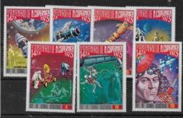 Serie De Guinea Ecuatorial Nº Yvert 41 Y A-26 ** ASTRONOMIA (ASTRONOMY) - Guinée Equatoriale
