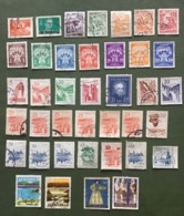 JUGOSLAVIA Lotto 39 Usati Dal 1947 : Segnatasse ,.... - 1945-1992 Repubblica Socialista Federale Di Jugoslavia