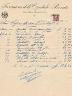FATTURA 1939 CON MARCA DA BOLLO (VX834 - Italia