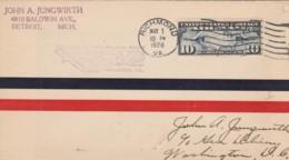 LETTERA 1928 USA RICHMOND WASHINGTON D.C. (VX567 - Stati Uniti