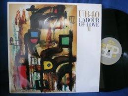 UB 40 - 33t Vinyle - Labour Of Love II - Soundtracks, Film Music